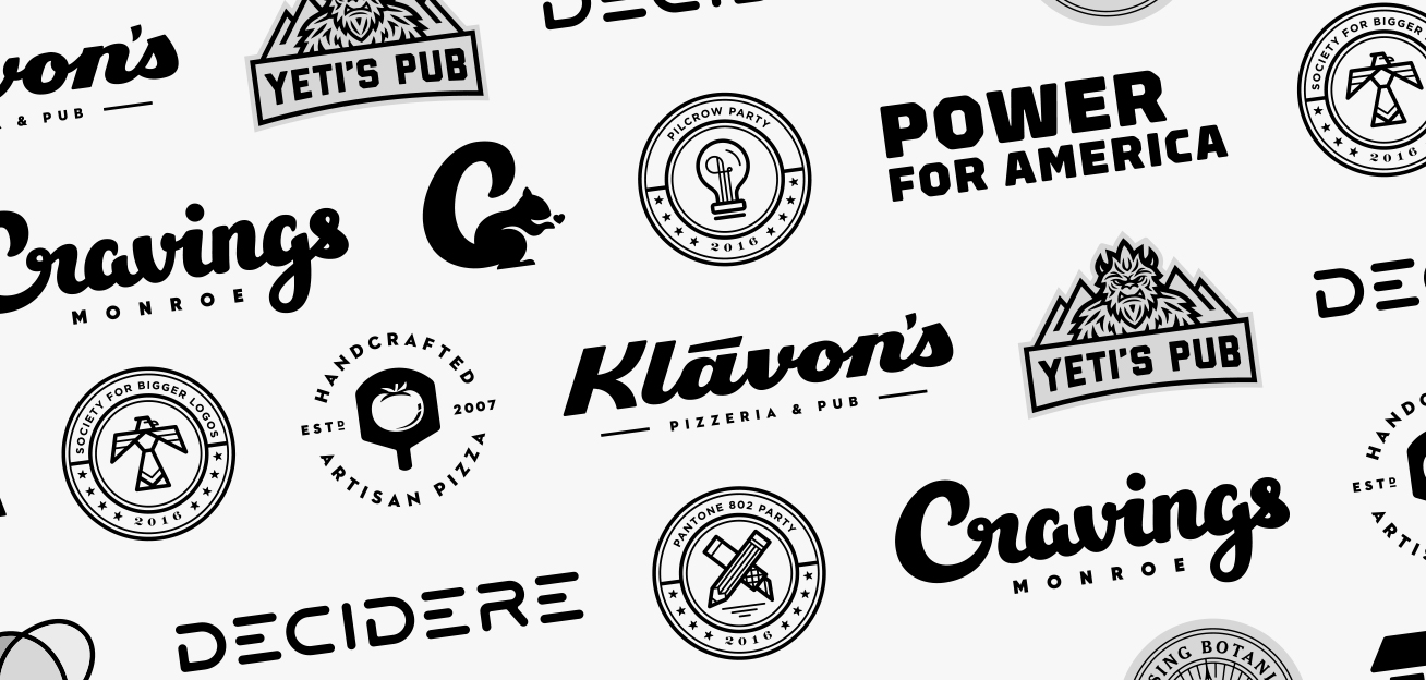 Logos, Marks, & Icons